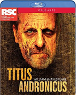 TITUS ANDRONICUS BLURAY