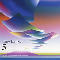 TONY BANKS - FIVE VINYL