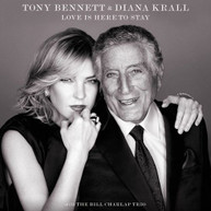 TONY BENNETT / DIANA  KRALL - LOVE IS HERE TO STAY VINYL