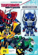 TRANSFORMERS: ROBOTS IN DISGUISE - SEASON 1 (BONUS POP VINYL)  [DVD]
