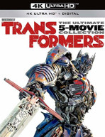 TRANSFORMERS: ULTIMATE FIVE MOVIE COLLECTION 4K BLURAY
