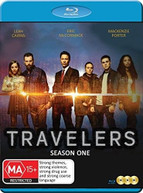 TRAVELERS: SEASON 1 BLURAY