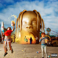 TRAVIS SCOTT - ASTROWORLD CD.