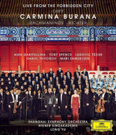 TRIFONOV /  SAMUELSEN / GARIFULLINA - ORFF: CARMINA (LIVE) (FROM) BLURAY