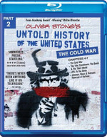 UNTOLD HISTORY OF UNITED STATES PART 2: COLD WAR BLURAY