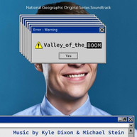 VALLEY OF THE BOOM / SOUNDTRACK CD