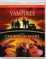 VAMPIRES / GHOSTS OF MARS BLURAY