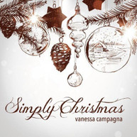 VANESSA CAMPAGNA - SIMPLY CHRISTMAS CD