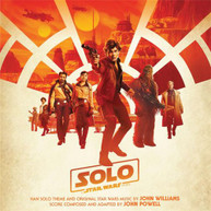 VARIOUS ARTIST - SOLO: A STAR WARS STORY * CD