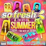 VARIOUS ARTISTS - SO FRESH: THE HITS OF SUMMER 2019 + THE BEST OF 2018 (2CD) * CD