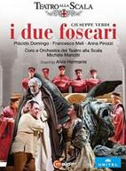VERDI - DUE FOSCARI DVD