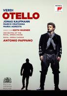 VERDI / JONAS  KAUFMANN - OTELLO DVD