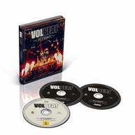 VOLBEAT - LET'S BOOGIE (LIVE) (FROM) (TELIA) (PARKEN) BLURAY