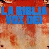 VOX DEI - LA BIBLIA (IMPORT) VINYL