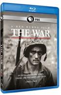WAR: A KEN BURNS FILM BLURAY