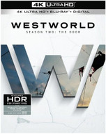 WESTWORLD: SEASON 2 - DOOR 4K BLURAY