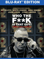WHO THE FUCK IS THAT GUY BLURAY