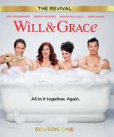 WILL & GRACE (REVIVAL): SEASON 1 BLURAY