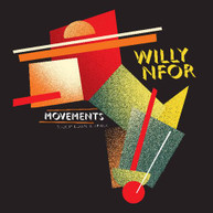 WILLY NFOR - MOVEMENTS: BOOGIE DOWN IN AFRICA VINYL