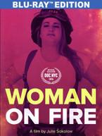 WOMAN ON FIRE BLURAY