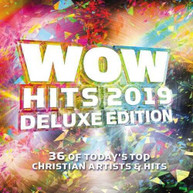 WOW HITS 2019 / VARIOUS CD