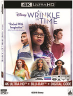 WRINKLE IN TIME 4K BLURAY