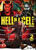 WWE: HELL IN A CELL 2018 DVD