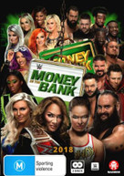 WWE: MONEY IN THE BANK 2018 (2018)  [DVD]