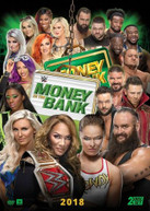 WWE: MONEY IN THE BANK 2018 DVD
