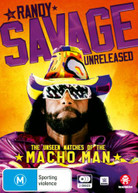 WWE: RANDY SAVAGE UNRELEASED - THE UNSEEN MATCHES OF THE MACHO MAN (2018)  [DVD]