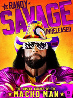 WWE: RANDY SAVAGE UNRELEASED - UNSEEN MATCHES OF DVD