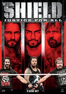 WWE: SHIELD - JUSTICE FOR ALL DVD