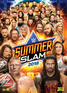 WWE: SUMMERSLAM 2018 DVD