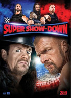 WWE: SUPER SHOW -DOWN 2018 DVD