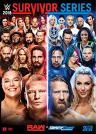 WWE: SURVIVOR SERIES 2018 DVD