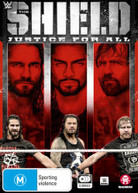 WWE: THE SHIELD - JUSTICE FOR ALL (2018)  [DVD]