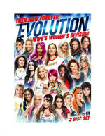 WWE: THEN NOW FOREVER - EVOLUTION OF WWE'S WOMEN'S DVD