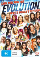 WWE: THEN, NOW, FOREVER - THE EVOLUTION OF WWE'S WOMEN'S DIVISION (2018)  [DVD]