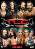 WWE: TLC - TABLES LADDERS & CHAIRS 2018 DVD