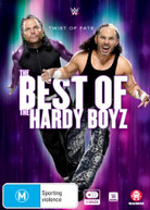 WWE: TWIST OF FATE - THE BEST OF THE HARDY BOYZ (2017)  [DVD]