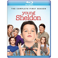 YOUNG SHELDON: THE COMPLETE FIRST SEASON BLURAY