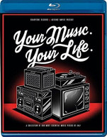 YOUR MUSIC YOUR LIFE / VARIOUS BLURAY