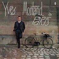 YVES MONTAND - A PARIS + 2 BONUS TRACKS VINYL