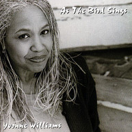 YVONNE WILLIAMS - AS THE BIRD SINGS CD