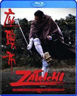 ZATOICHI BLURAY