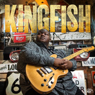 "CHRISTONE ""KINGFISH"" INGRAM - KINGFISH CD"