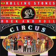 ROLLING STONES - ROCK AND ROLL CIRCUS VINYL