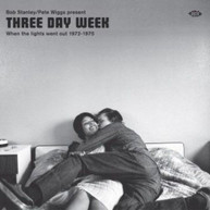 BOB STANLEY / PETE WIGGS PRESENT THREE DAY WEEK CD