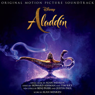 ALADDIN / SOUNDTRACK CD