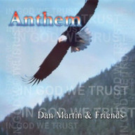DAN MARTIN - ANTHEM CD